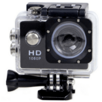 Sports Camera SDV4, Water Resistant H.264, Action camera 1080P Sport Camcorder full HD, Black , OEM