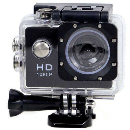 Sports Camera SDV4, Water Resistant H.264, Action camera 1080P Sport Camcorder full HD, Black , OEM