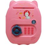 Discute Fingerprint Smart Suitcase Saving Pot-BSM-6657