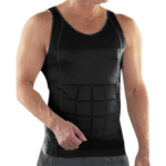 Slim' N Lift,Slimming Shirt for MEN,Size:Large-SK34