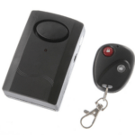 Vibration Theft Against Alarm for House , Car , Motorcycle J-8326