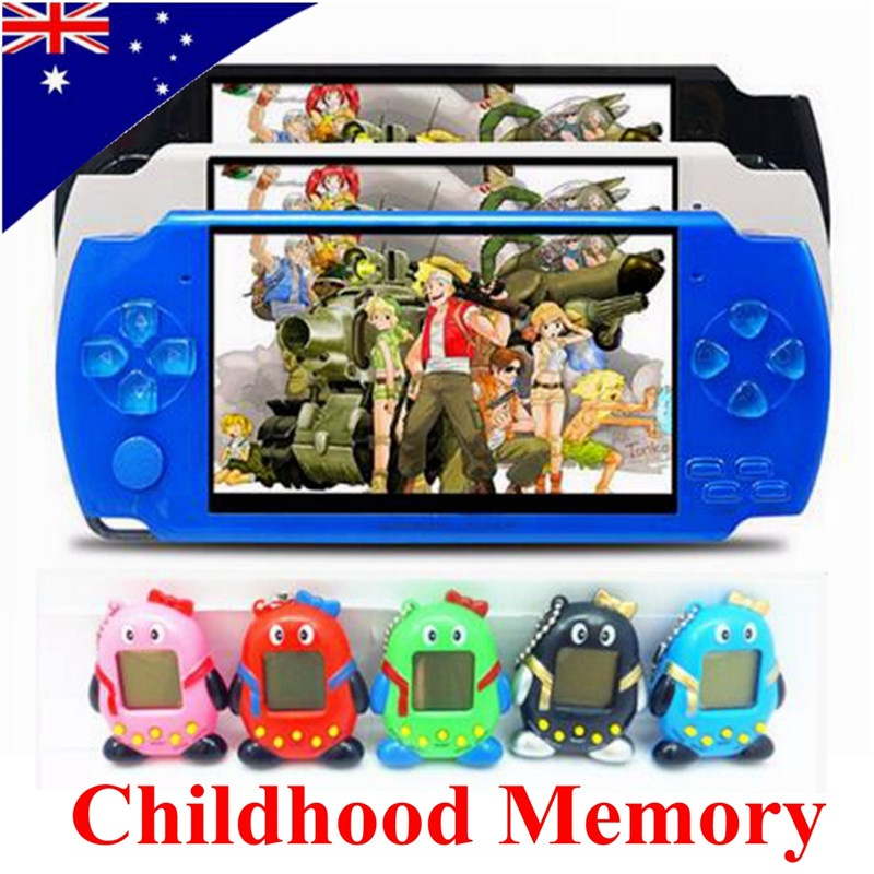 0ce3fcd4Rechargeable Game Console 4.3 Inches Black Suitable for Kids Handheld 1000+ RETRO 8GB with Camera 10.0 Megapixel GS-300-ce1e-4783-aff2-d5196197a3d9