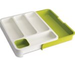 DrawerStore Expandable Case for Cutlery and Kitchenware,Fits a Variety of drawer sizes SP-1501