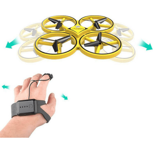 Remote Control Drone with Your Hand - Helicopter with Hand Sensor-DU49