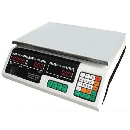 Digital Price Computing Scale Vegetables and fruits 40kg / 5g-DG54