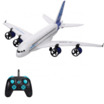 Airbus Model A380, Aeromodelling plane Fixed Wing 12 Munites Flight Time Toys Sky Eagle 2.4G Remote Control For Age +14