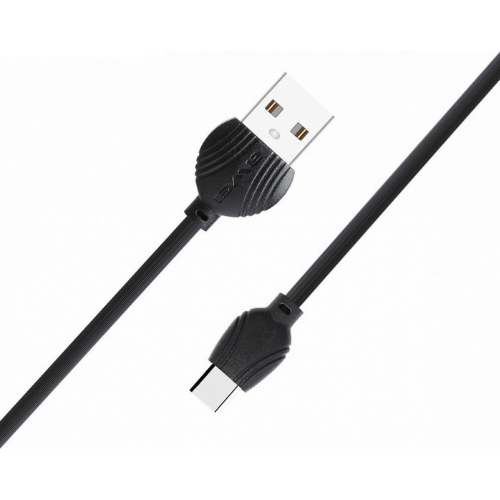 Awei CL-62 Micro USB 1m black fast charging cable