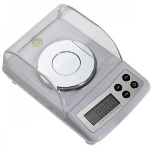 Electronic Digital Scale SCSLE High Precision 50g 0.001g Jewellery Balance Gram Scales