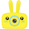 Kids Camera 2-inch screen, Timed Self-timer, Support Extensions, Autofocus, Environmentally friendly materials X500 yellow