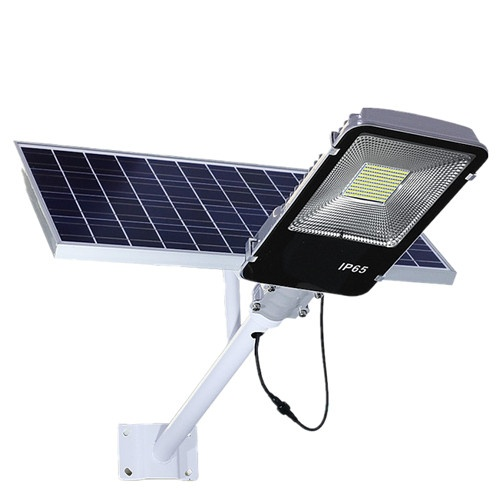 Fine Blue 200 Watts Led Solar Light Private street Lamp without Electricity IP65 Protection Rating 10 Hour Standby FB-6200