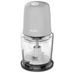 BRUNO Food Chopper, 2 Blades And 2 Speeds, With 0.5L Container, Listed Proportions, Non Slip-Base, 350W BRN-0035