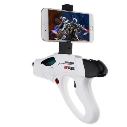 2021 New AR Bluetooth Game Pistol VARPARK-A9 AR GUN Augmented Reality Game Mobile Phone Handle Sports Somatosensory Shooting Game Handle