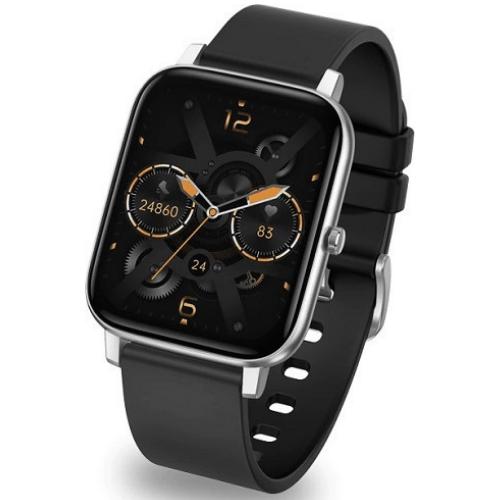 AWEI H6 – Heart Rate Smart Watch Sport Modes IPX67 Waterproof black GloryFit app
