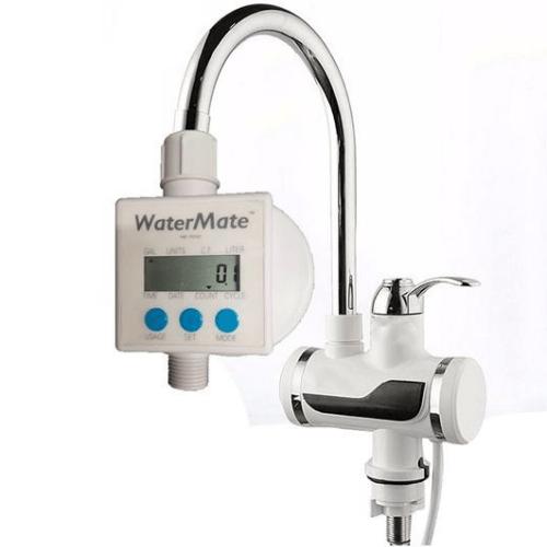 Capacitive Digital Meter – Watermate WM-1 Waterproof for 12 Inch Slopes