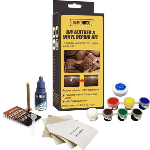 DIY Automotive Car Seat Leather Vinyl Repair Kit XF-06