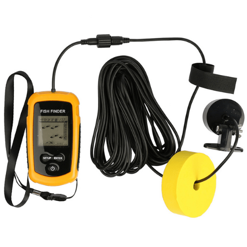 Fish finder with depth up to 100 meters FF-100