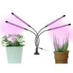 LED GROW with Base for Home And Office Plants, Greenhouse Vegetables Led Grow Lights 27161