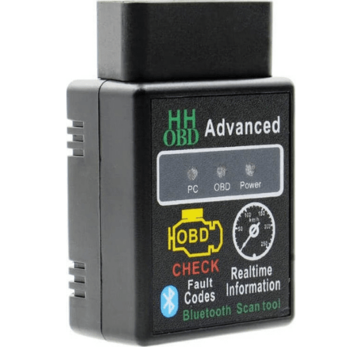 Mini ELM327 Bluetooth V2.1 OBD2 Car CAN Wireless Adapter Scanner Tool HHOBD