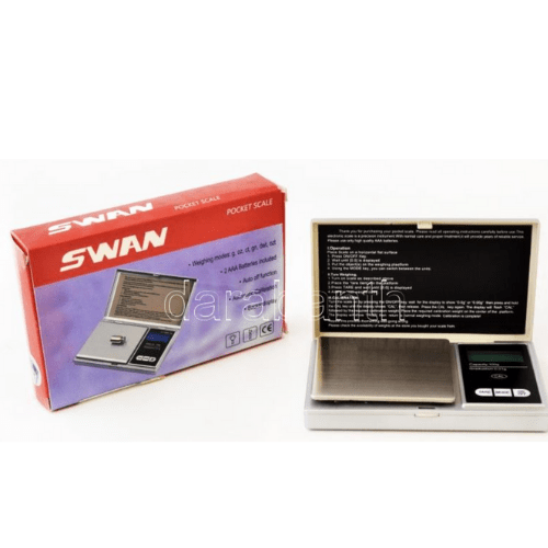 SWAN 0.01g-200g Digital Pocket Weighing Mini Scales Gold Kitchen Jewelry Scale Herbs SPC-22.