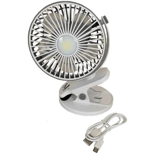 Table fan YT-M2027 White