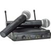 Wireless Microphones 2 Hand Karaoke UHF Xsound SM-58II (WG-PGX4)