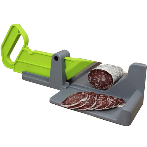 AperiCoupe Guillotine à Saucisson 30x18,5x12,5cm – The Indispensable for Your aperitifs and dinner buffets MG50740