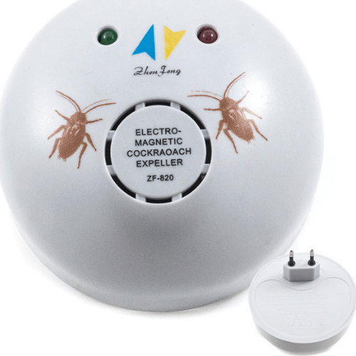 Cockroach Electromagnetic Repellent 80m2 Double Frequency ZM-820E