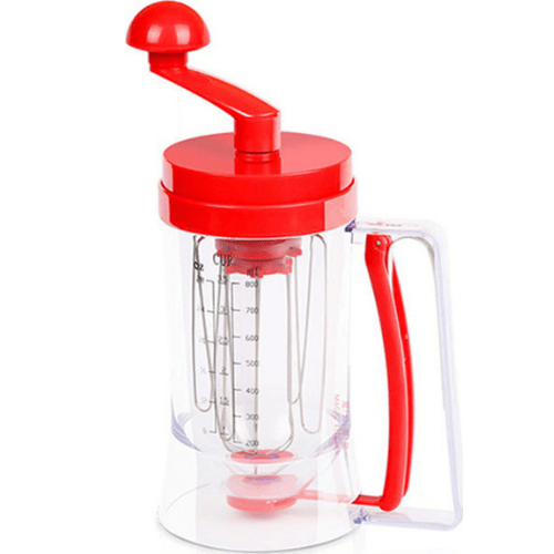 Manual Pancake Batter Dispenser Perfect Ideal For Pancakes, Crepes, Cupcakes, Pancakes & Muffins B01LX9GGGS