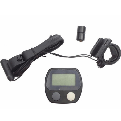 Waterproof Bicycle Speedometer With 14 Functions Cycle Computer CCF-14