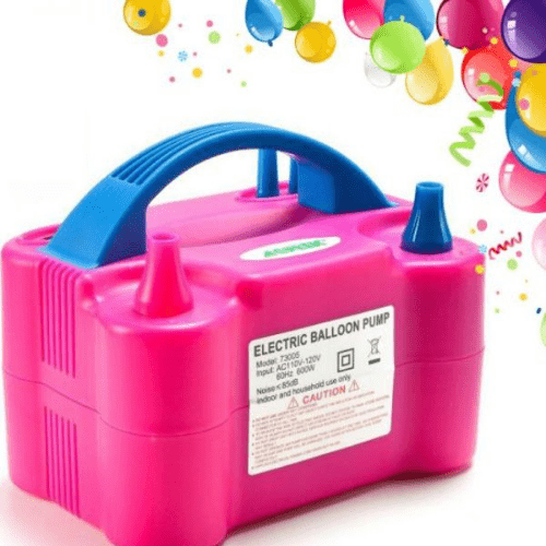 Electric Balloon Inflatable Pump Portable 600 Watt For Balloons And Children Lifejackets 73005-950120