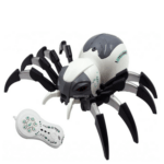 Inertial Radio Controlled Toy Pulverizing Spider 25cm 128A-31