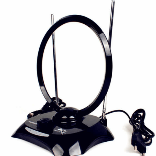 1500 Mile Indoor High Gain HDTV Antenna Magnetic Circular Digital TV Radius Booster Satellite Signal Receiver Aerial DVB-T-FD-O