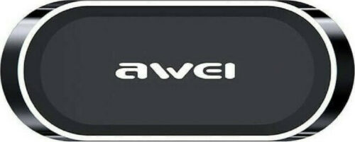 AWEI Magnetic Car Air Vent Mount Holder Grey X20 TS2081