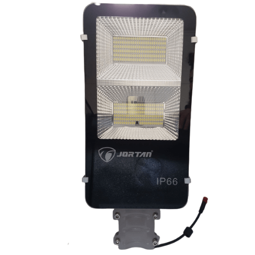 Jortan Solar Street Lamp 200W IP66 Waterproof With Photovoltaic Panel Zero Power Consumption Outdoor Street Lamp With Remote Control JSSL-200