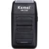 Kemei Rechargeable Face Shaver Black KM-1102