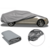 Waterproof Full Auto Car UV Breathable Outdoor Cover PEVA M size
