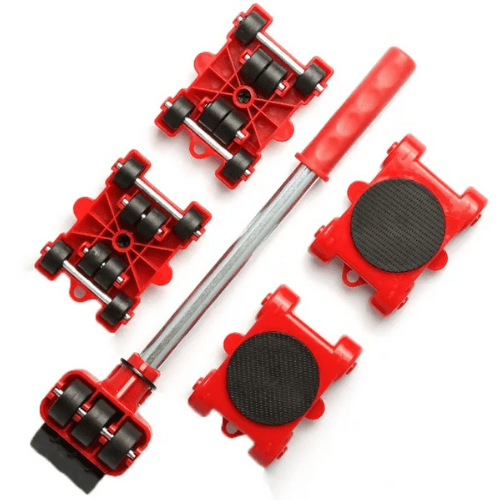 Furniture Mover Auxiliary Tool for Moving Furniture150kg Red FM-150