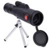 YUKO Single Binocular Super Zoom 8-20×50 Telescope With Prism And Myopia Adjustment, Close Focus And Night Operation BAK4 FMC