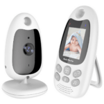 Baby Security Camera 2.0-inch LCD Video Baby Monitor Temperature Display Wireless 2 Way Voice Intercom OEM- VB610